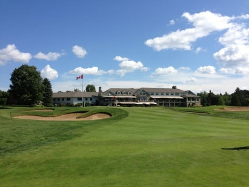 Golf for three at Royal Montreal Club with a members or a professional plus complimentary lunch